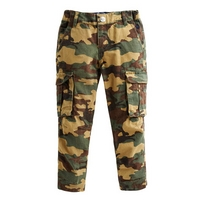 camouflage trousers